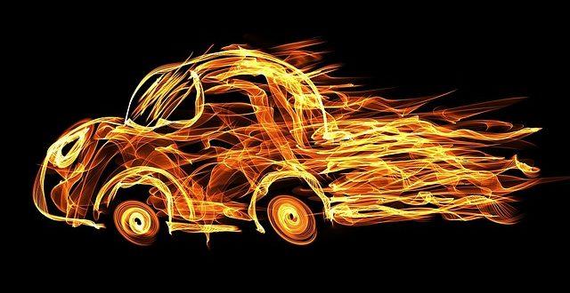 الطاقة الحركية في السيارة و علاقتها بالسرعة