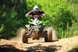 Terränghjuling رخصة القيادة في السويد