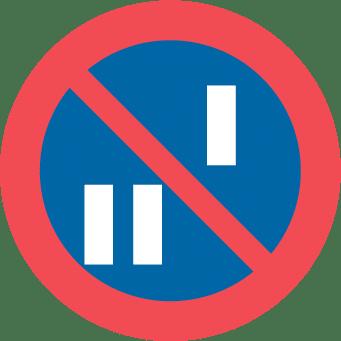 ممنوع التوقف حسب تاريخ اليوم